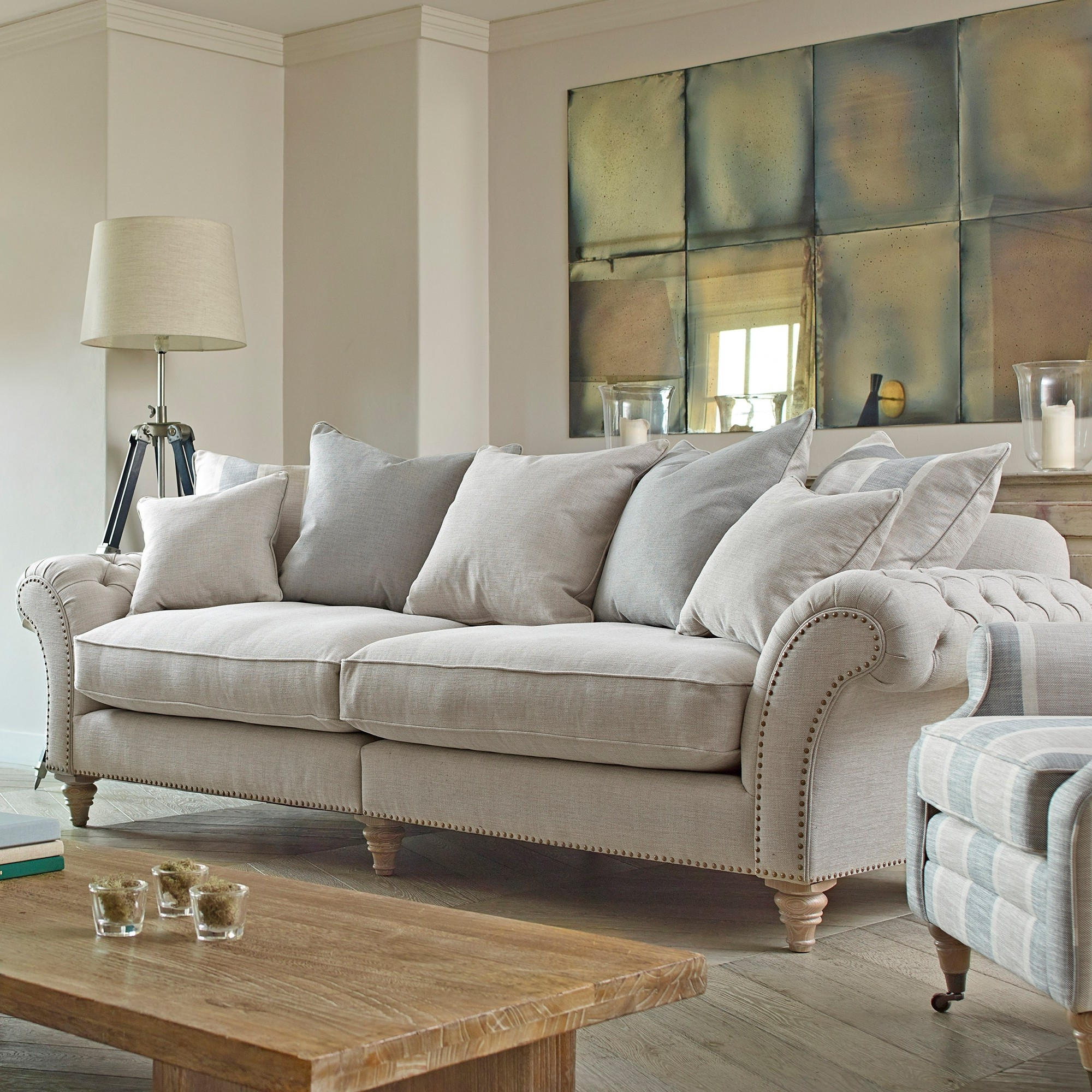 Favorite Extra Large Sofas Inside Apus Extra Large Sofa – Fabric Sofas – Cookes Furniture (View 7 of 20)