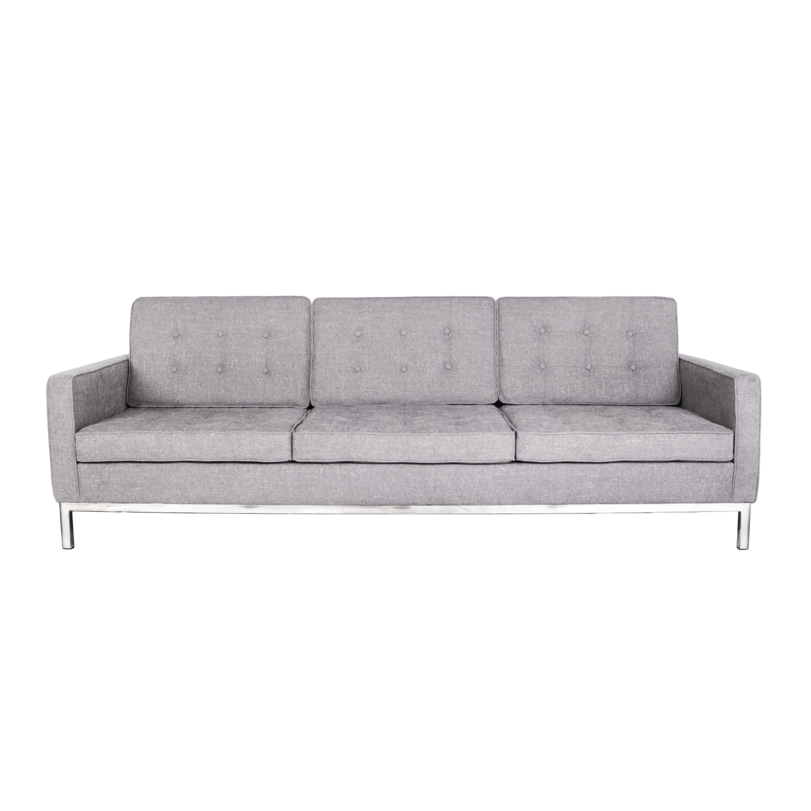 Favorite Florence Grand Sofas With Regard To Florence Knoll Sofa Rentals (View 6 of 20)