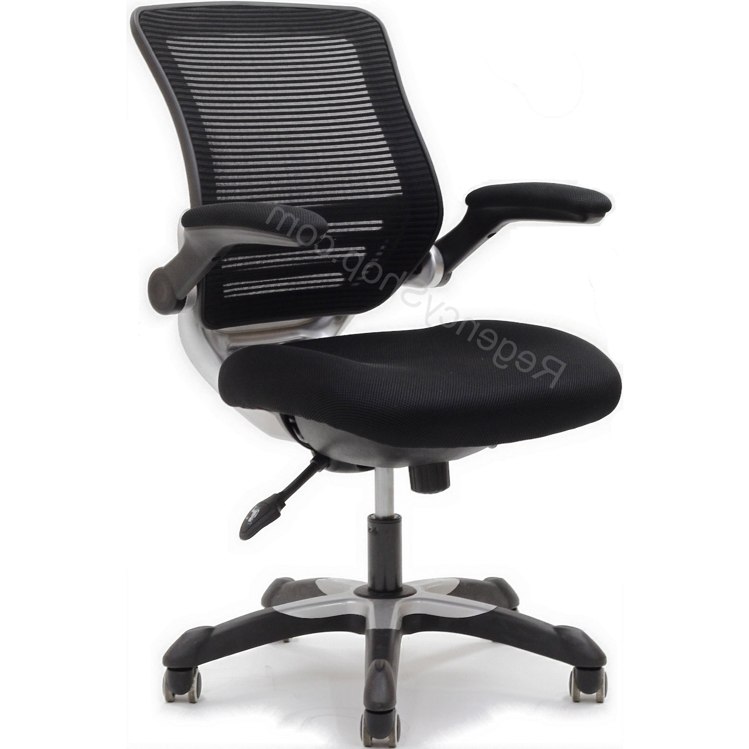 Favorite Focus Mid Back Office Task Chair With Mesh Fabric Seat *high Regarding Fabric Executive Office Chairs (View 9 of 20)