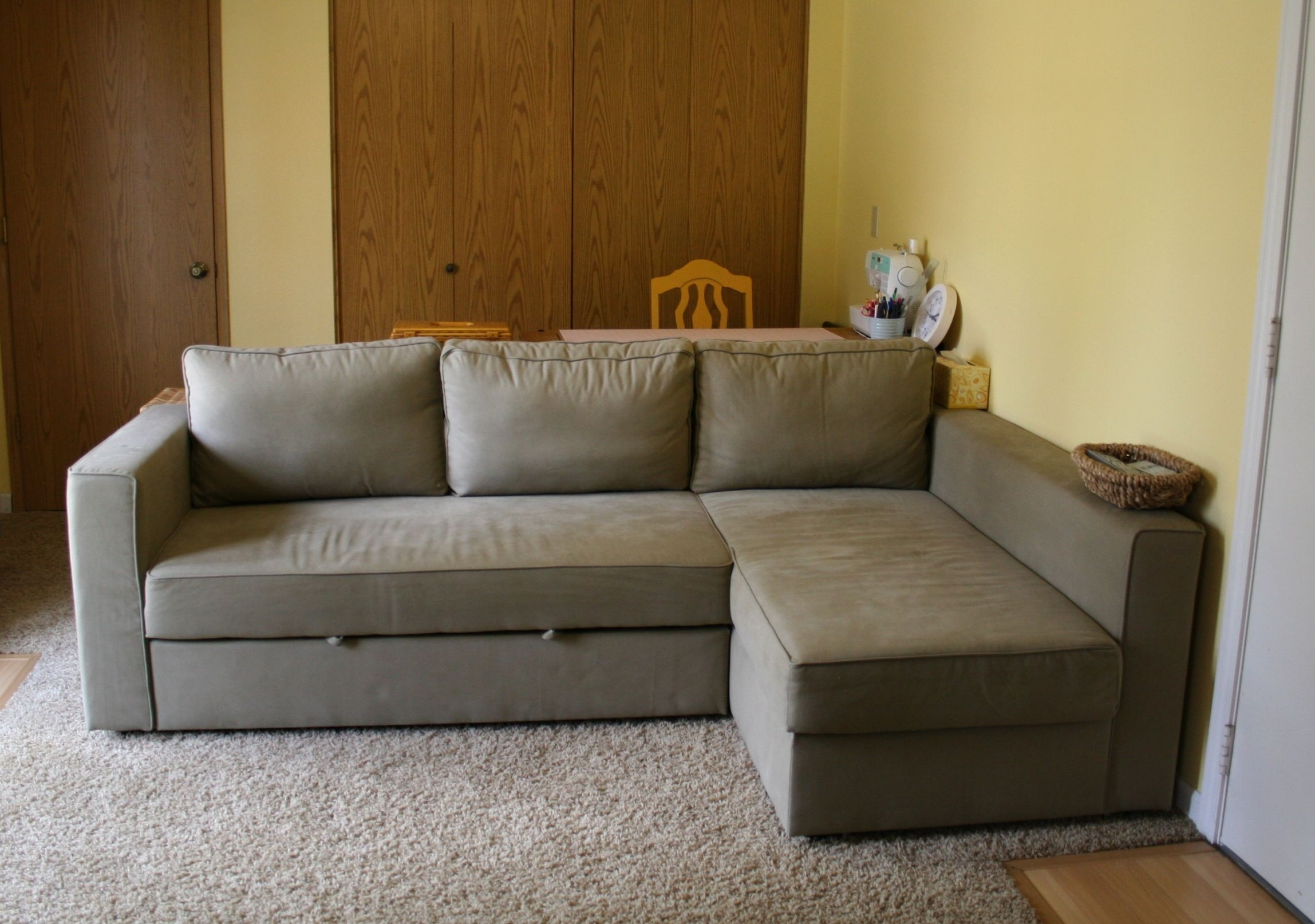 Favorite Good Ikea Manstad Sleeper Sofa 51 On Clearance Sleeper Sofa With Inside Manstad Sofas (View 17 of 20)