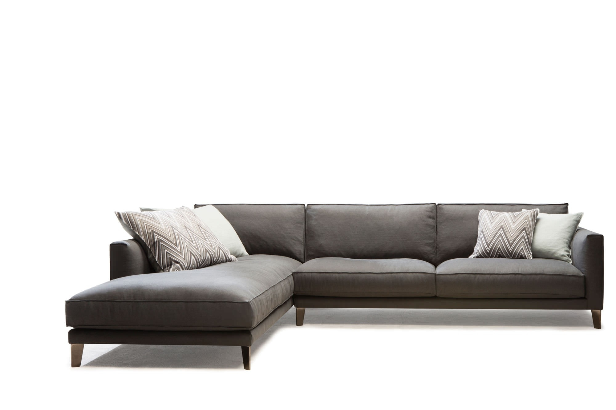 Favorite Leather Modular Sectional Sofas Inside Modular Sectional Sofa Pieces – Home Design Ideas And Pictures (View 3 of 20)