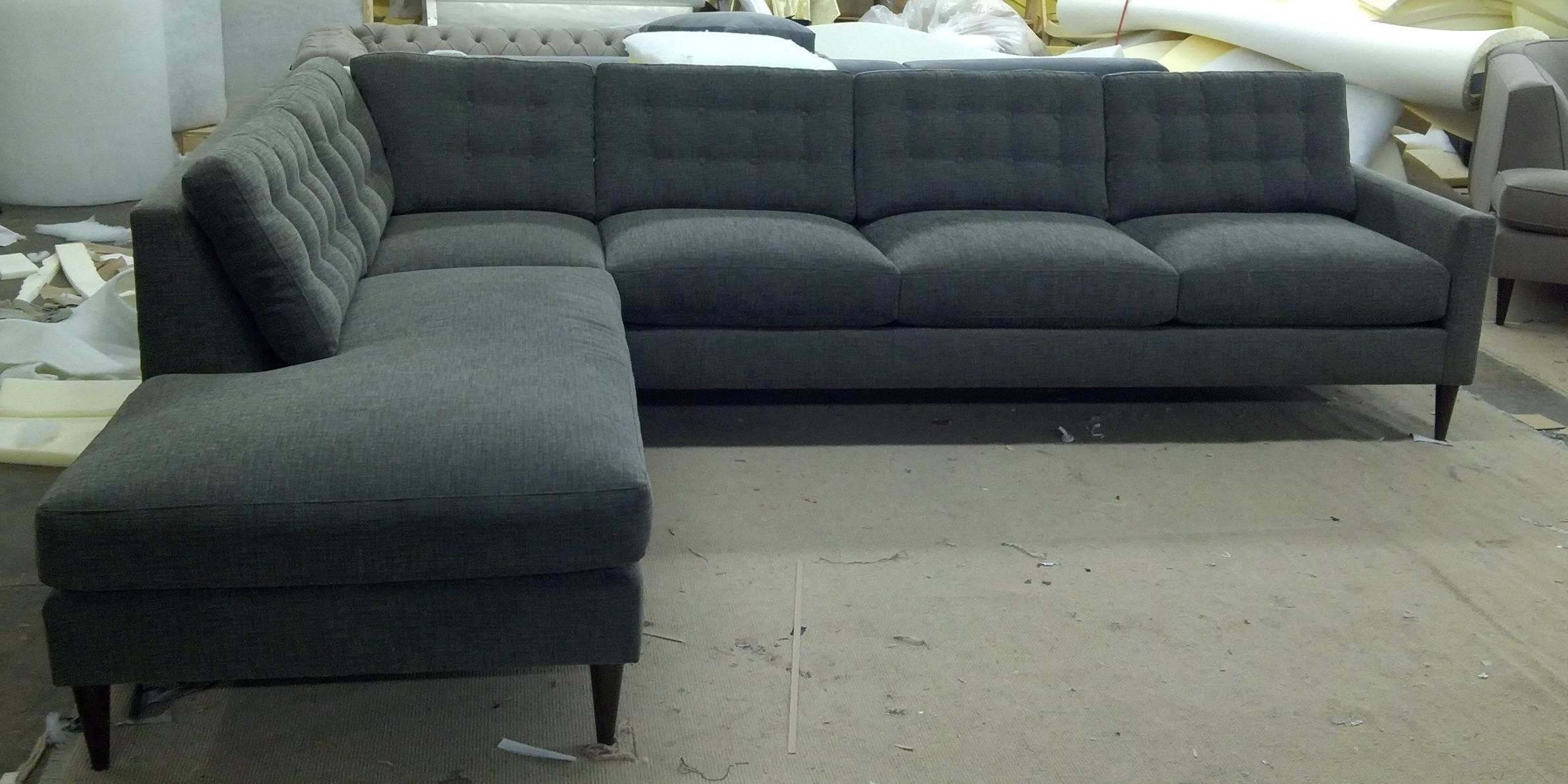 Favorite Pinmonarch Sofas – Your Custom Sofa & Custom Sectional Source For Houzz Sectional Sofas (View 8 of 20)