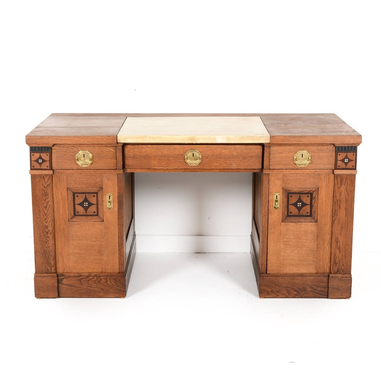 Favorite Quill Computer Desks For Arts And Crafts Desk From France, Circa 1910 At 1Stdibs (View 4 of 20)