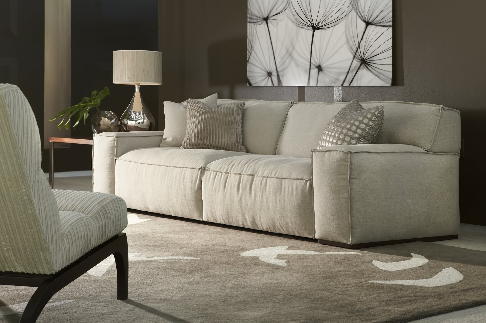 Favorite Sectional Sofa Design: Down Sectional Sofa Blend Wrapped Goose Regarding Down Feather Sectional Sofas (View 9 of 20)