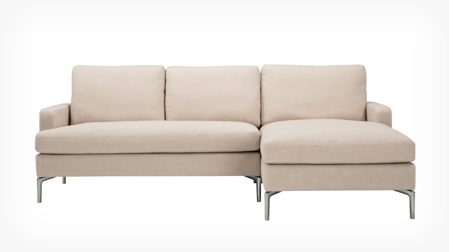 Favorite Sectional Sofas With 2 Chaises Within Eq (View 18 of 20)