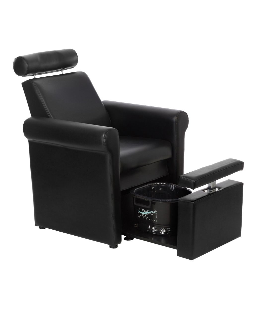 Favorite Sofa Pedicure Chairs Regarding Pedicure Stool With Footrest: Mona Lisa Pedicure Chair (View 3 of 20)