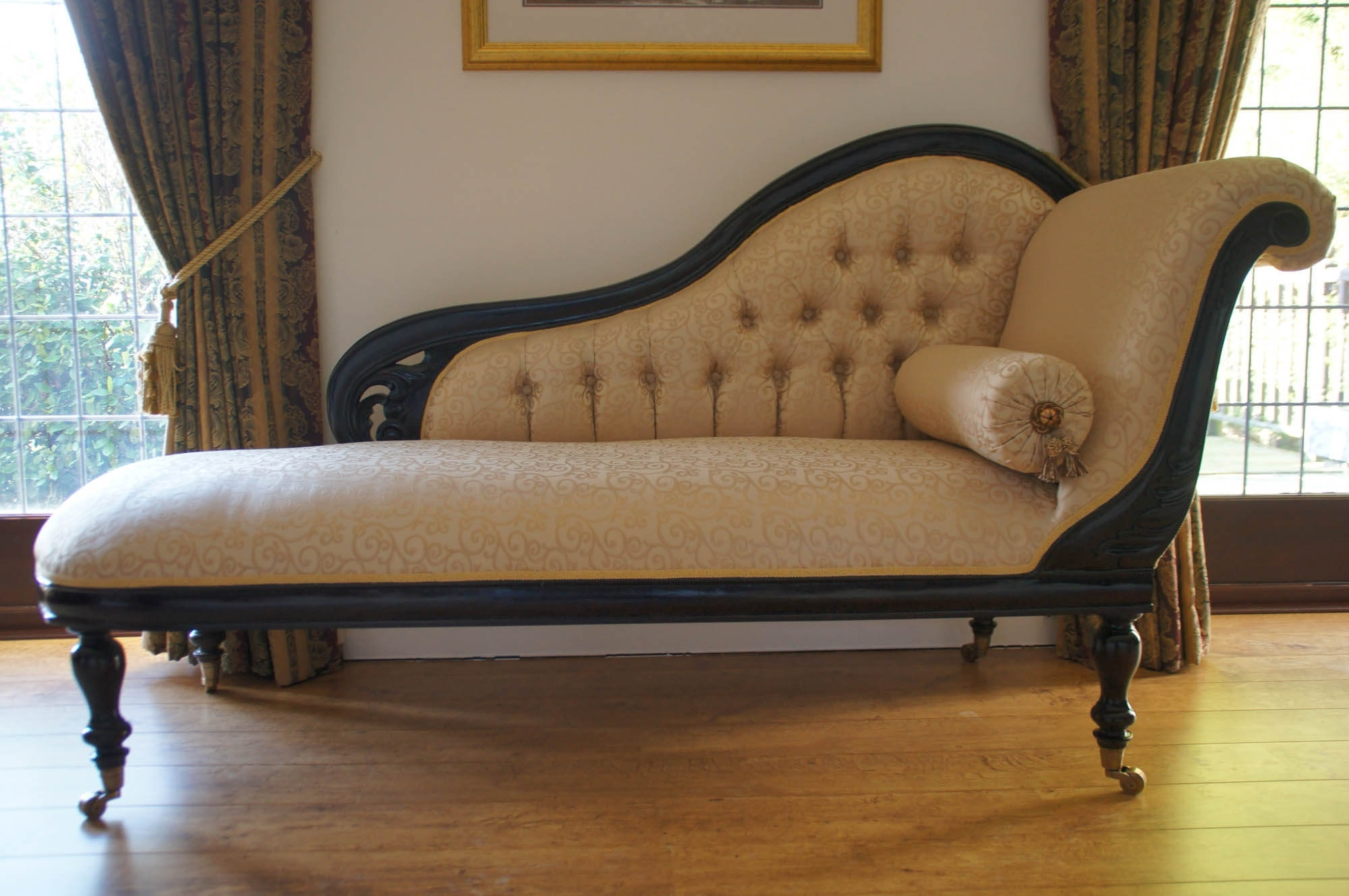 Favorite Sofas, Chesterfield & Club Chair Primer — Gentleman's Gazette In Long Chaise Sofas (View 5 of 20)