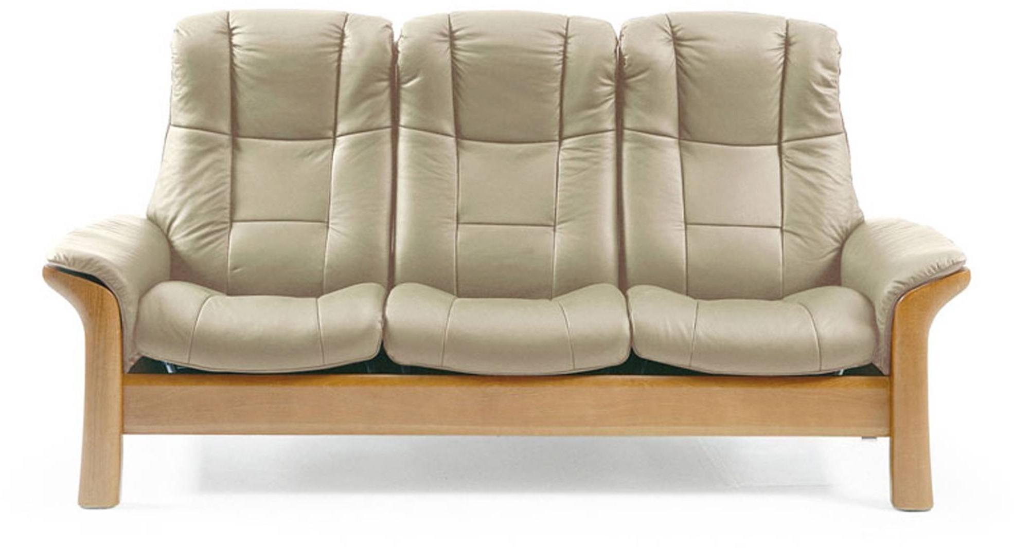Favorite Stressless Windsor High Back 3 Seater Sofa – 3 Seater Sofas With Regard To Windsor Sofas (View 4 of 20)
