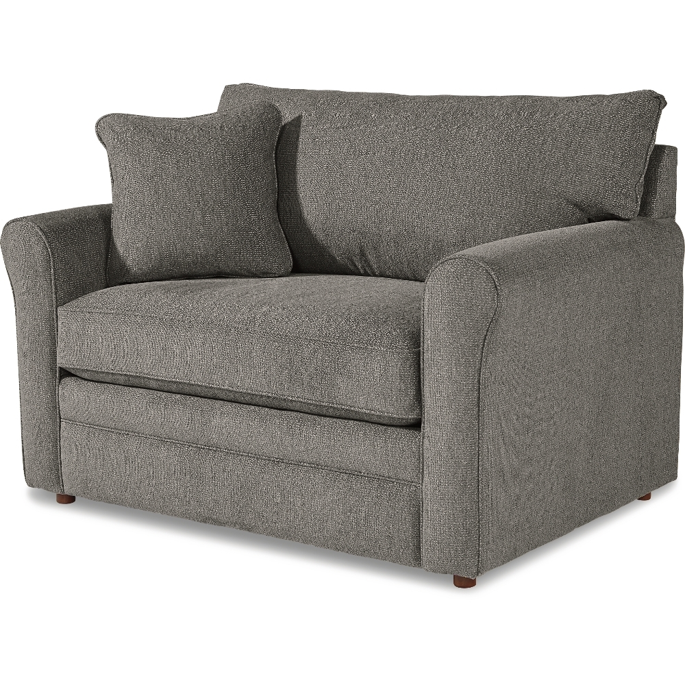 Favorite Twin Sofa Chairs In Leah Premier Supreme Comfort™ Twin Sleep Chair (View 12 of 20)