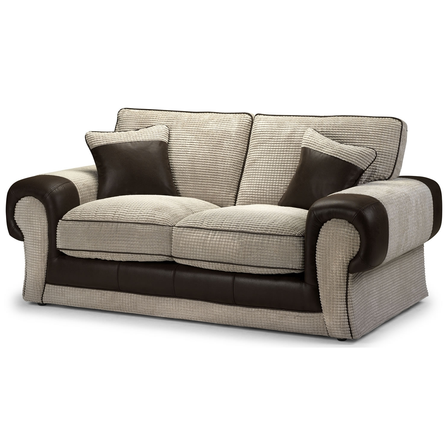 Favorite Two Seater Sofas Intended For Tangent 2 Sofa Next Day Delivery