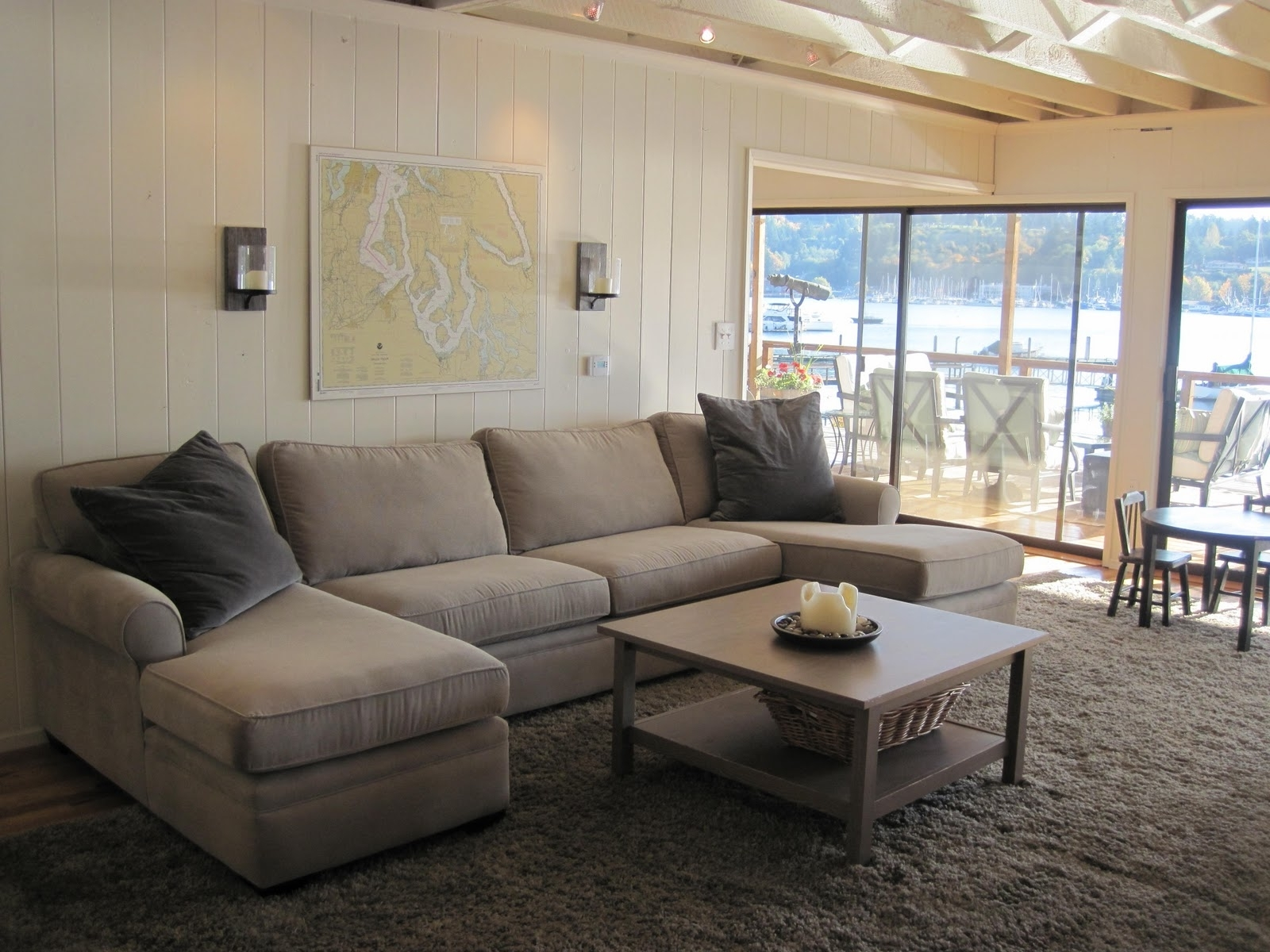 Favorite U Shaped Sectional With Chaise Design (View 4 of 20)