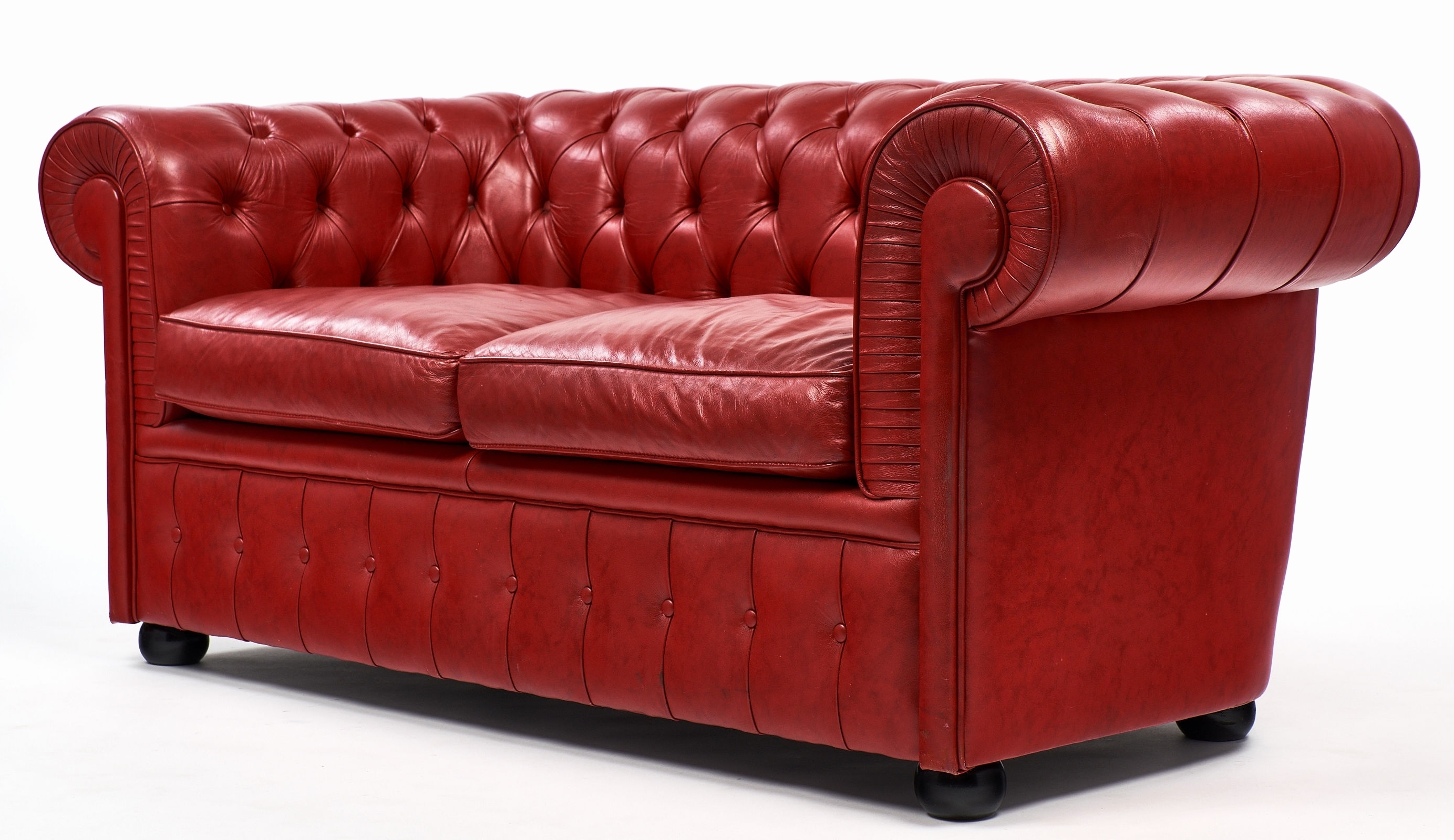 Favorite Vintage Chesterfield Sofas With Regard To Inspirational Red Chesterfield Sofa 2018 – Couches And Sofas Ideas (View 19 of 20)