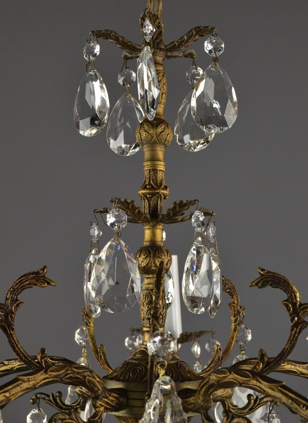 Favorite Vintage French Chandeliers Throughout Http://www (View 7 of 20)