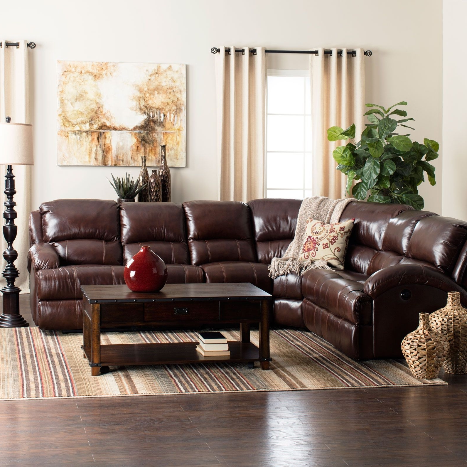Favorite With Its Sophisticated Style The Soho Sectional Will Add Style To Intended For Jerome's Sectional Sofas (View 5 of 20)