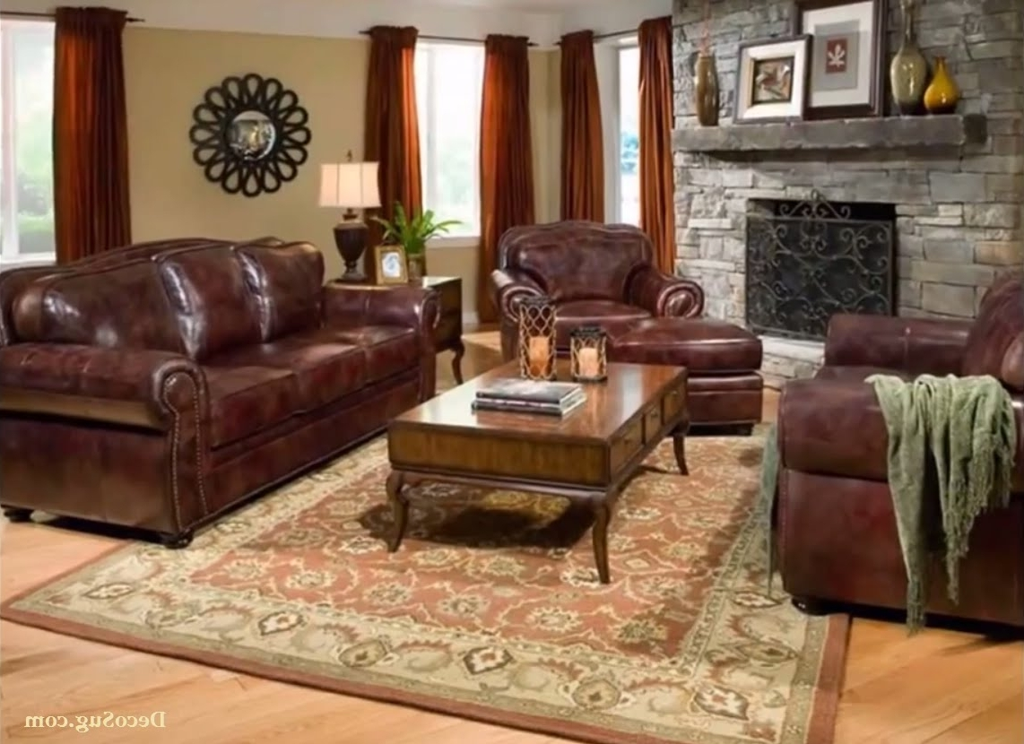 Favorite Xander Leather Sofa (View 3 of 20)