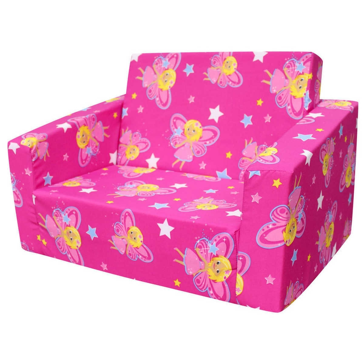 Flip Out Kids Sofa – Home And Textiles For 2019 Flip Out Sofas (View 2 of 20)