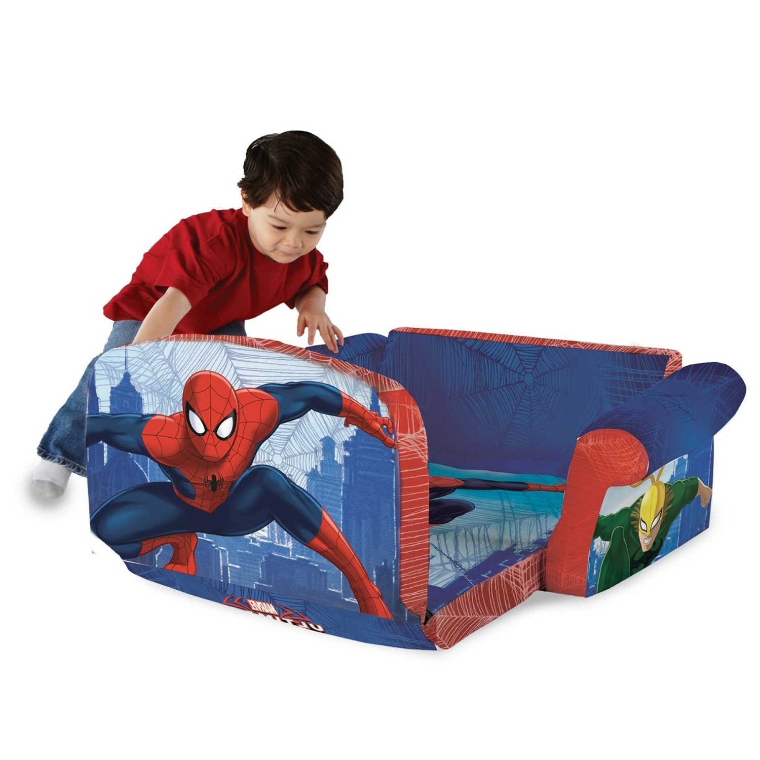 Flip Out Sofa For Kids Inside Famous Kids' Fold Out Sleeper Sofas (View 5 of 20)