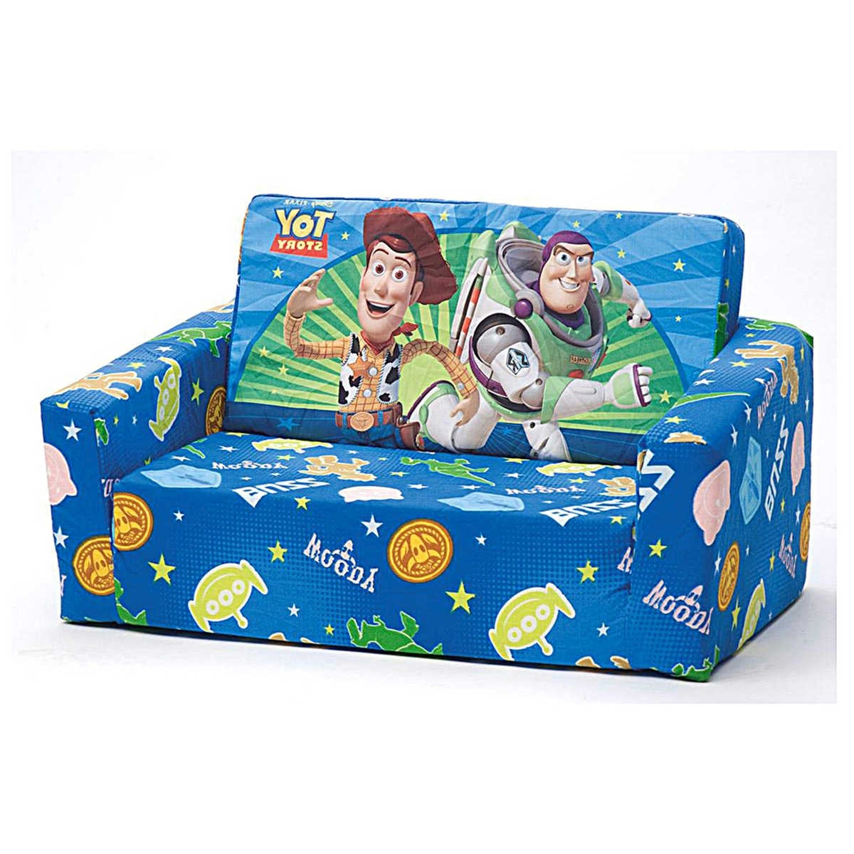 Flip Out Sofa For Kids Inside Trendy 28 Kids Foam Flip Out Sofa Bed, Foam Flip Out Sofa Fold Out Foam (View 6 of 20)