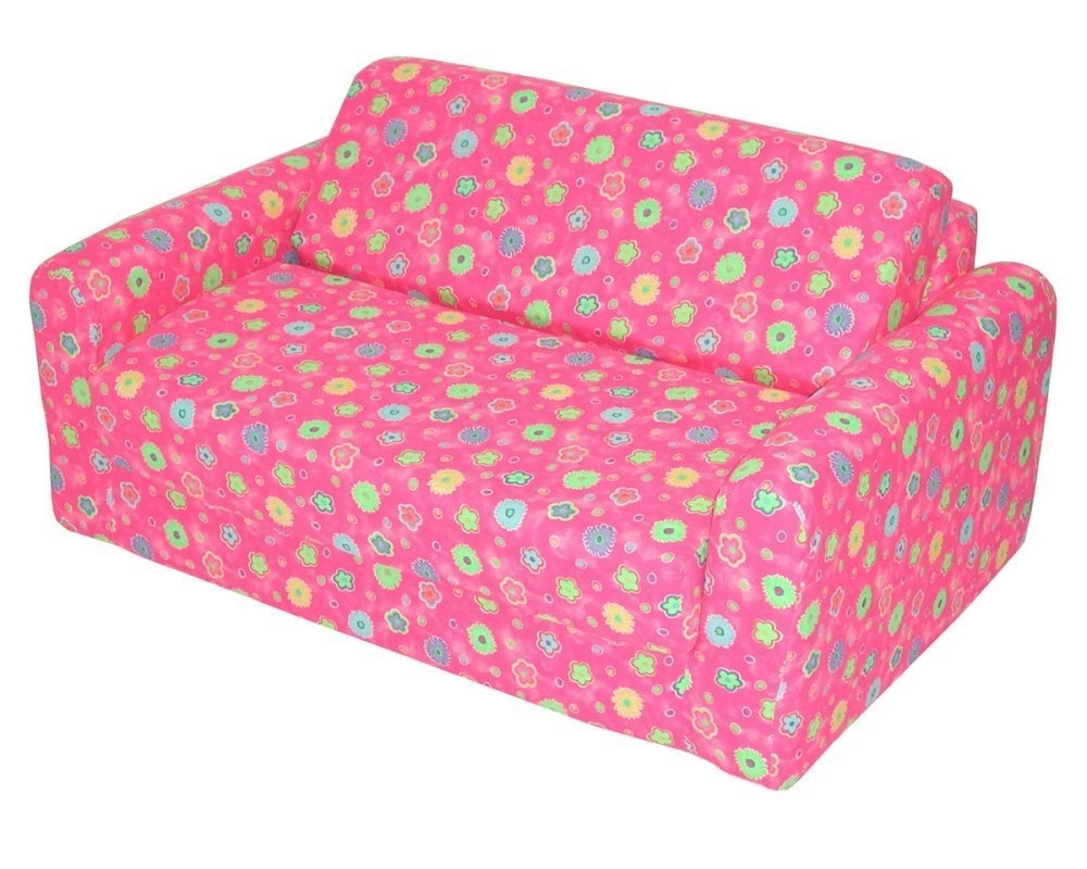 Flip Out Sofa For Kids Intended For Newest Flip Open Sofa For Kids – Radkahair (View 8 of 20)