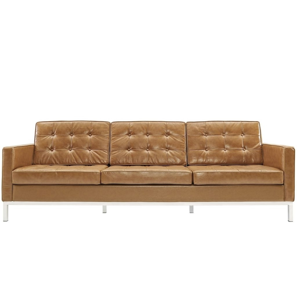 Florence Leather Sofas With Well Known Brilliant Florence Leather Sofa – Buildsimplehome (View 5 of 20)