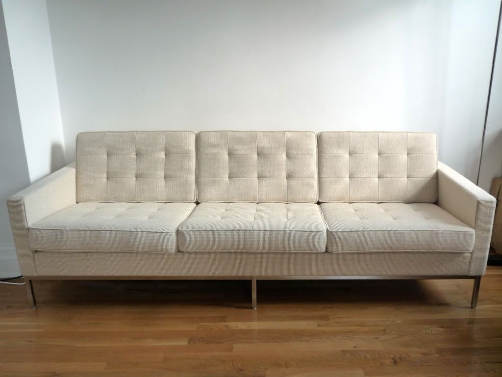 Florence Sofas Pertaining To Most Up To Date Florence Knoll Sofa Http://www.sofaideas (View 8 of 20)