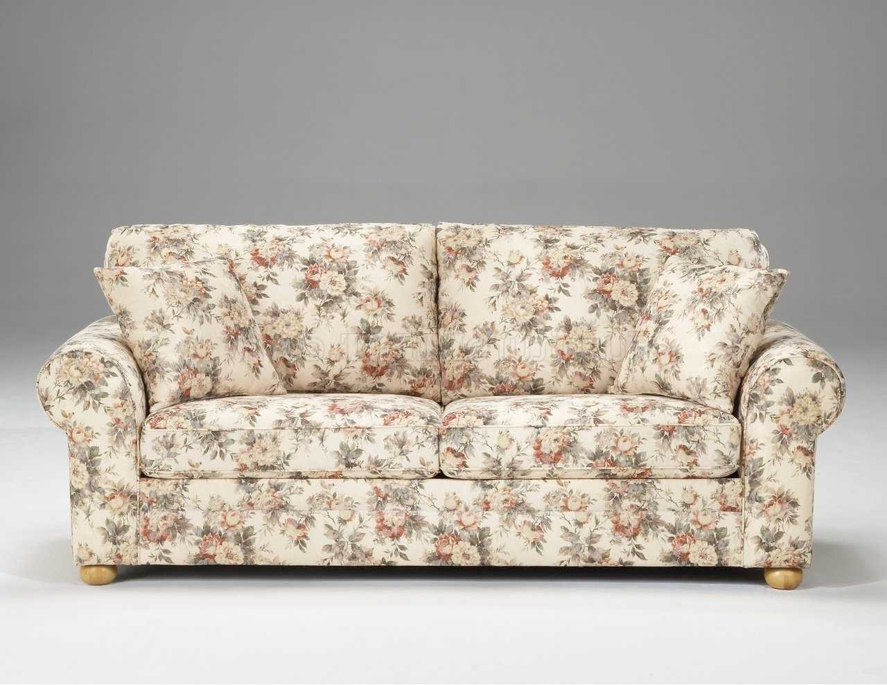 Flowered Sofas – Rpisite Inside Most Popular Yellow Chintz Sofas (View 5 of 20)