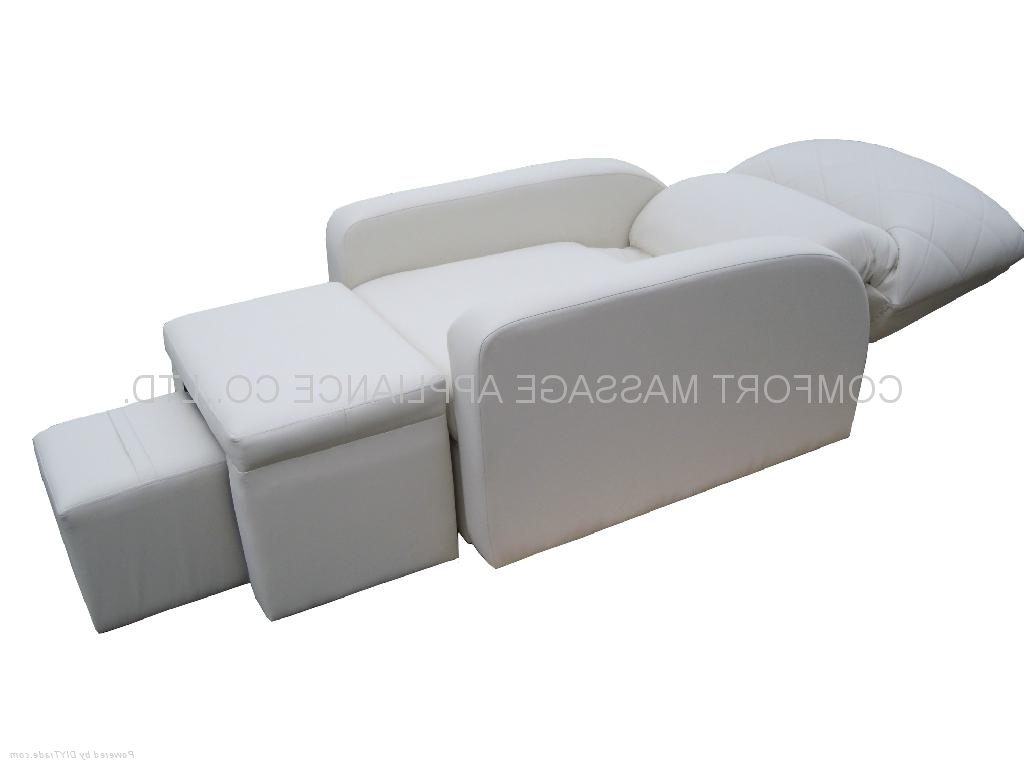 Foot Massage Sofa With Pu Leather – Sf Pu – No1St (China With Fashionable Foot Massage Sofas (View 6 of 20)
