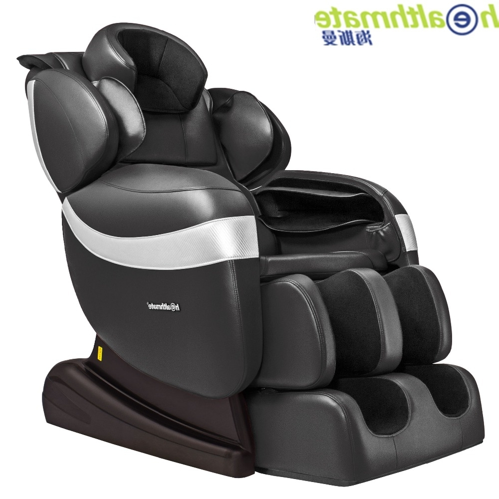Foot Massage Sofas For Well Known Foot Massage Chair, Foot Massage Chair Suppliers And Manufacturers (View 20 of 20)