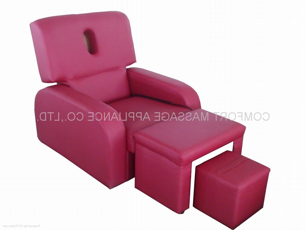 Foot Massage Sofas In 2019 Elegant Electric Foot Massage Sofa With Face Hole – Sf 005 – No (View 5 of 20)