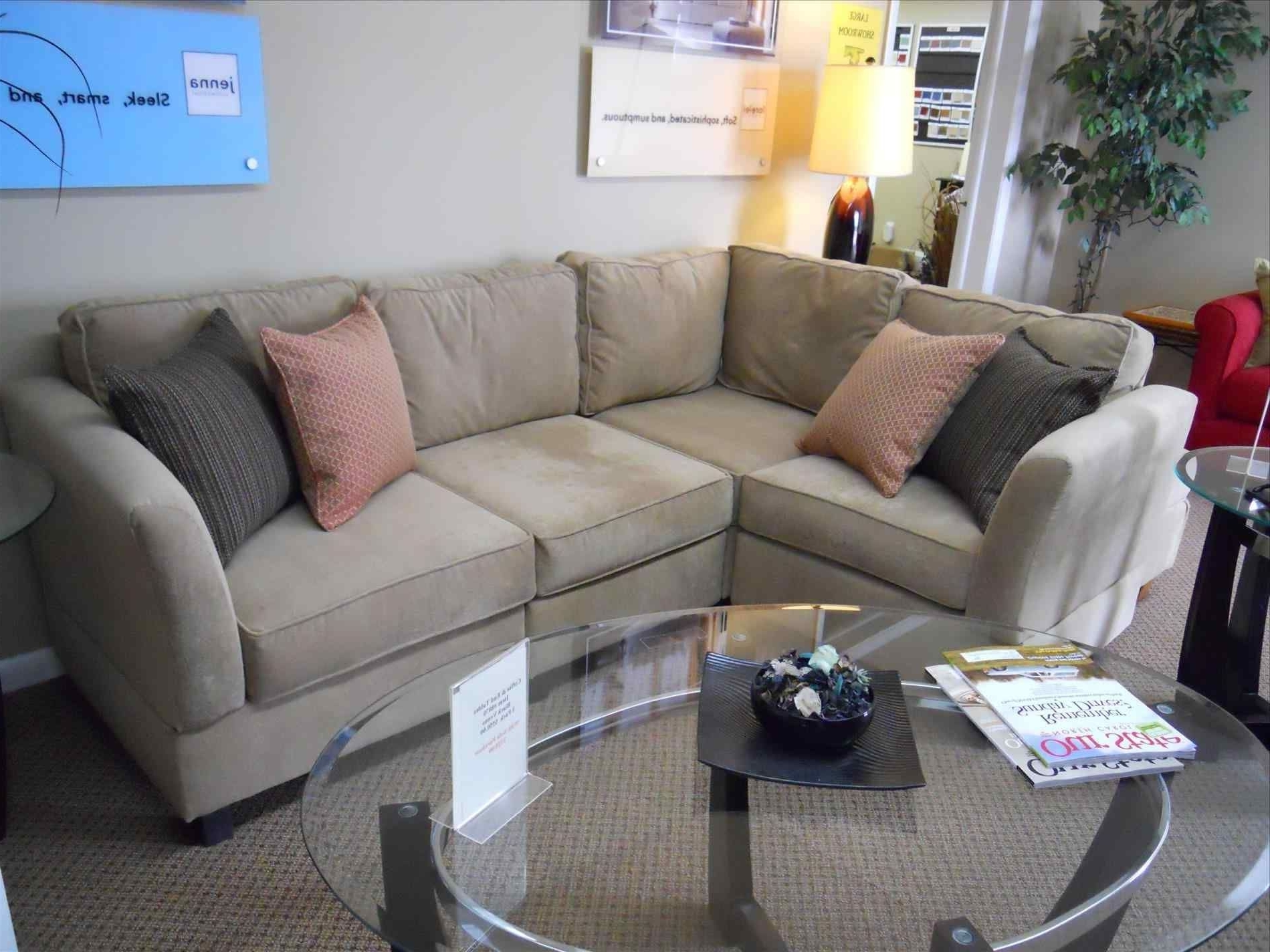For Cozy Living Room Lazy Boy Chair Home Designs Lazy Sectional Within 2018 Modern Sectional Sofas For Small Spaces (View 6 of 20)