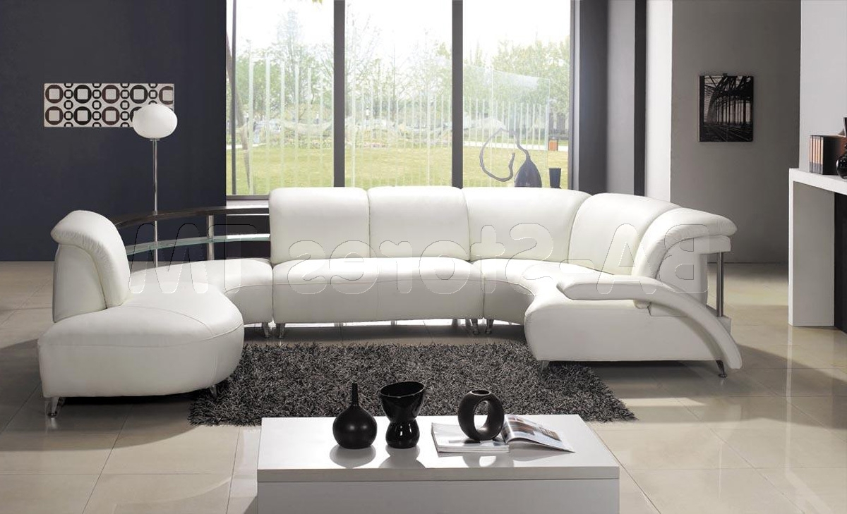 Featured Photo of Modern U Shaped Sectionals