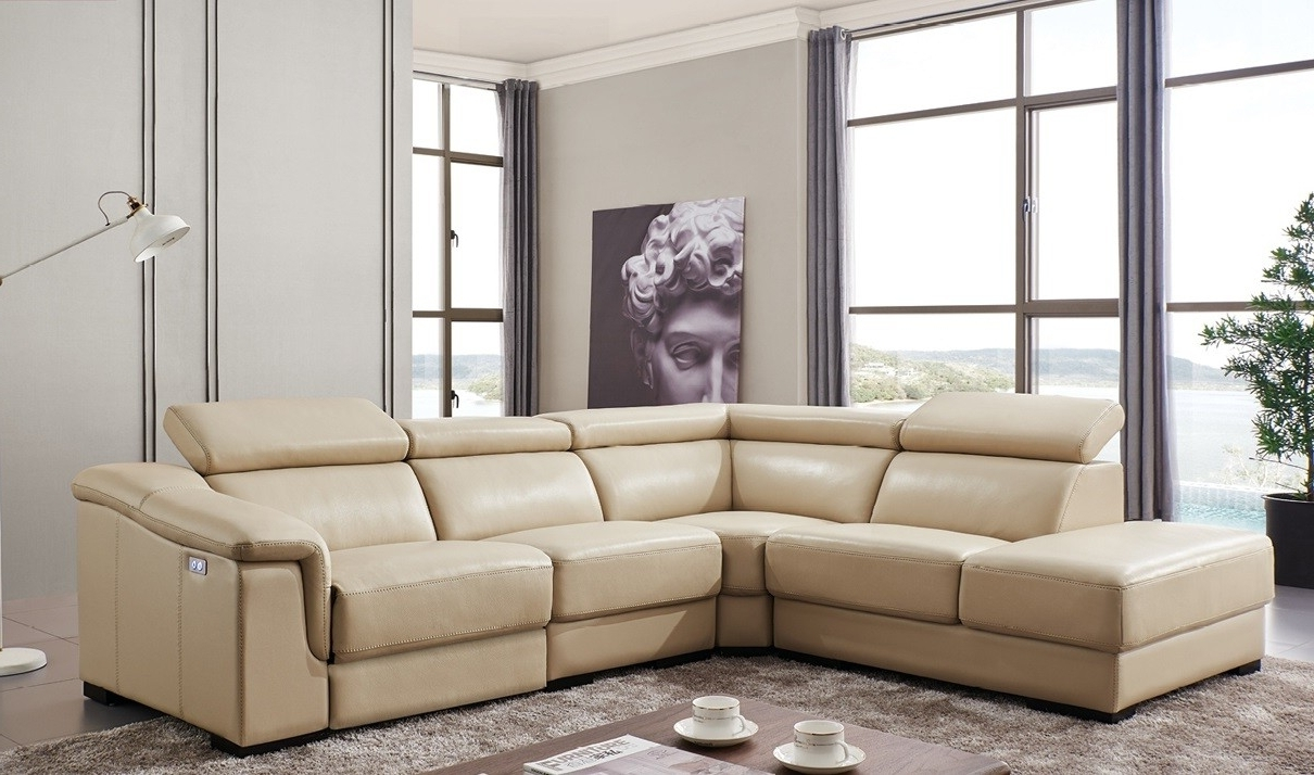 Free Regarding Sectional Sofas With Electric Recliners (View 3 of 20)