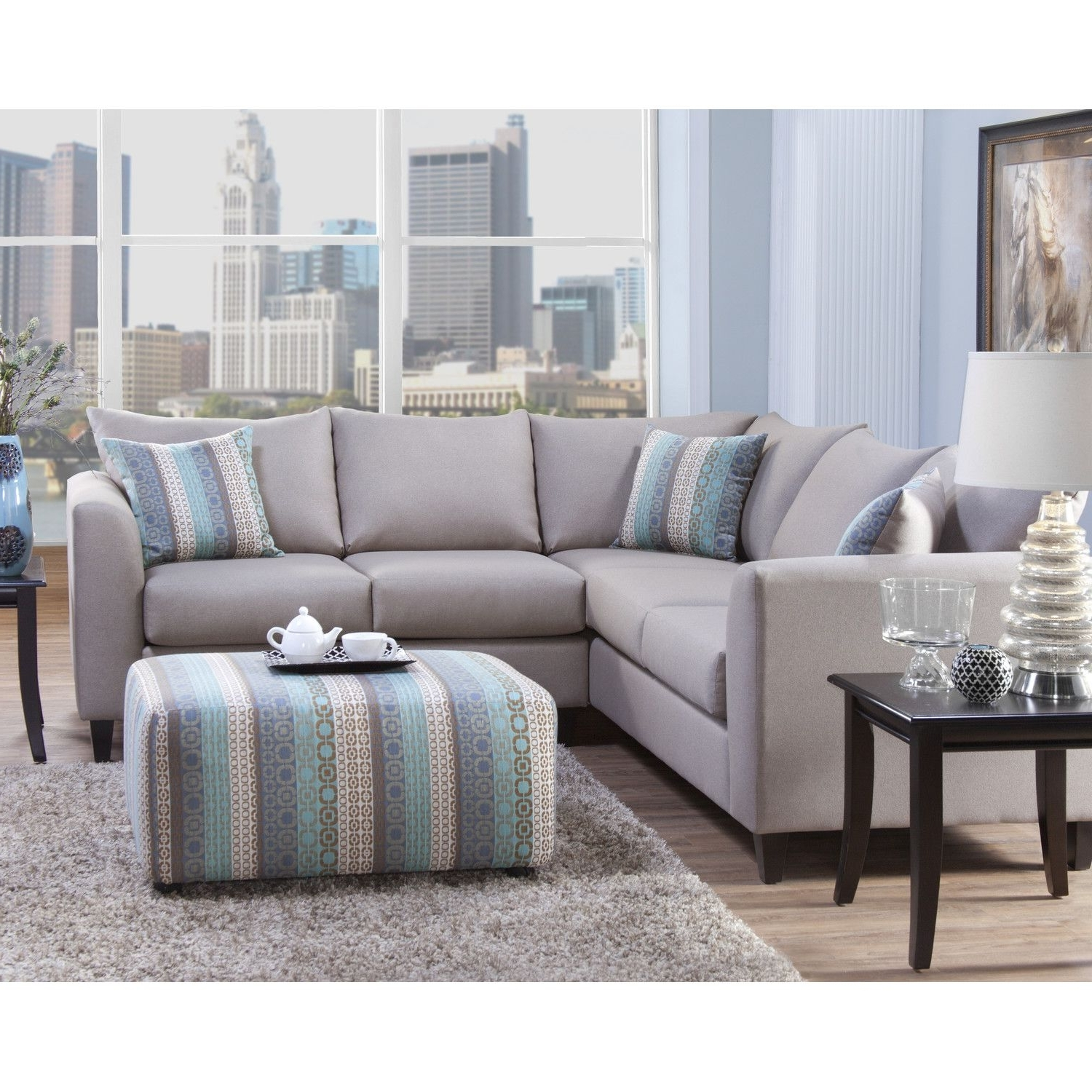 Free Shipping! Shop Wayfair For Serta Upholstery Sectional – Great With Favorite Ontario Canada Sectional Sofas (View 4 of 20)
