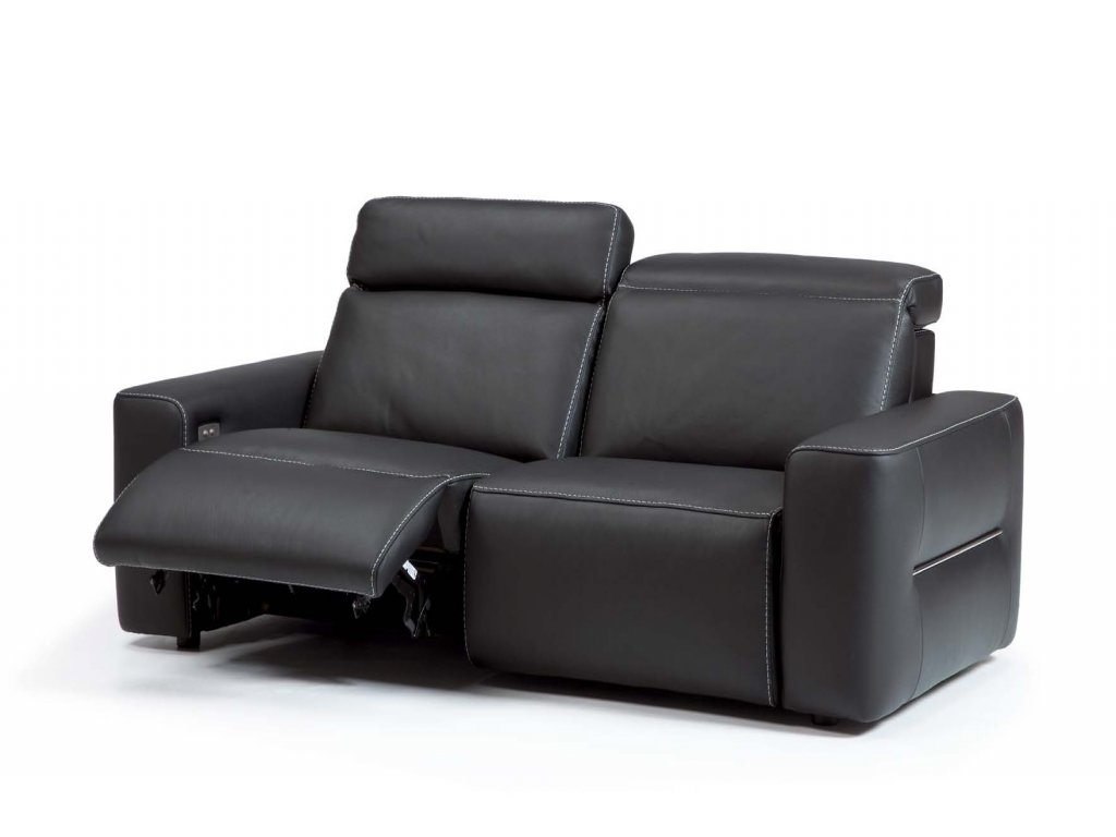 Fresh 2 Seater Electric Recliner Leather Sofa 88 About Remodel With Well Liked 2 Seater Recliner Leather Sofas (View 10 of 20)