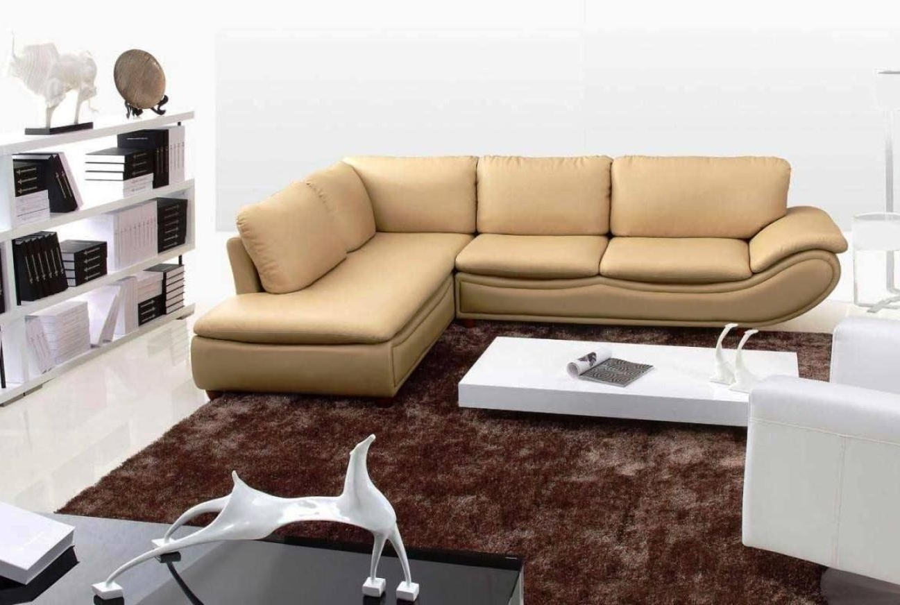 Fresh Sleek Sectional Sofa – Buildsimplehome With Regard To Latest Sleek Sectional Sofas (View 13 of 20)
