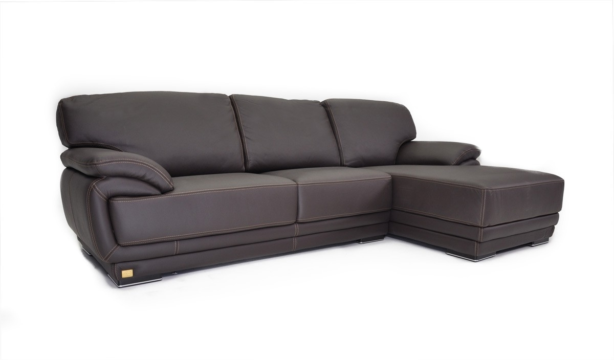 Full Grain Leather Sofas With Favorite Sofa Design Ideas: Best Custom Full Grain Leather Sofa Unique (View 10 of 20)