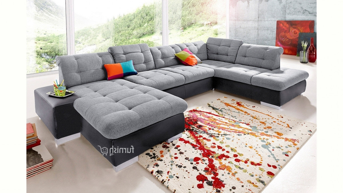 Functionalities With Regard To Current Modern U Shaped Sectionals (View 8 of 20)