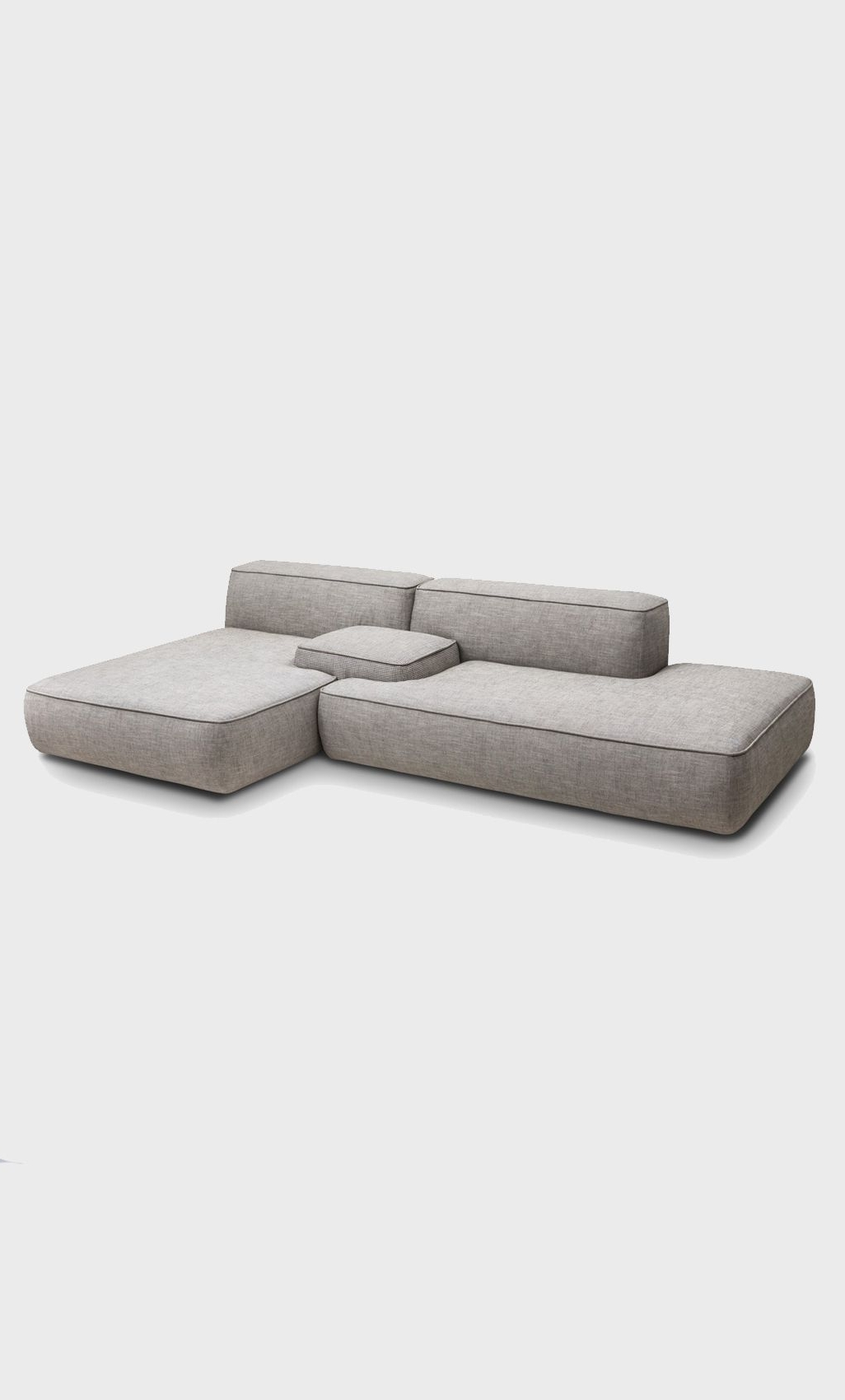 Furniture 2 Regarding Small Modular Sofas (Gallery 19 of 20)