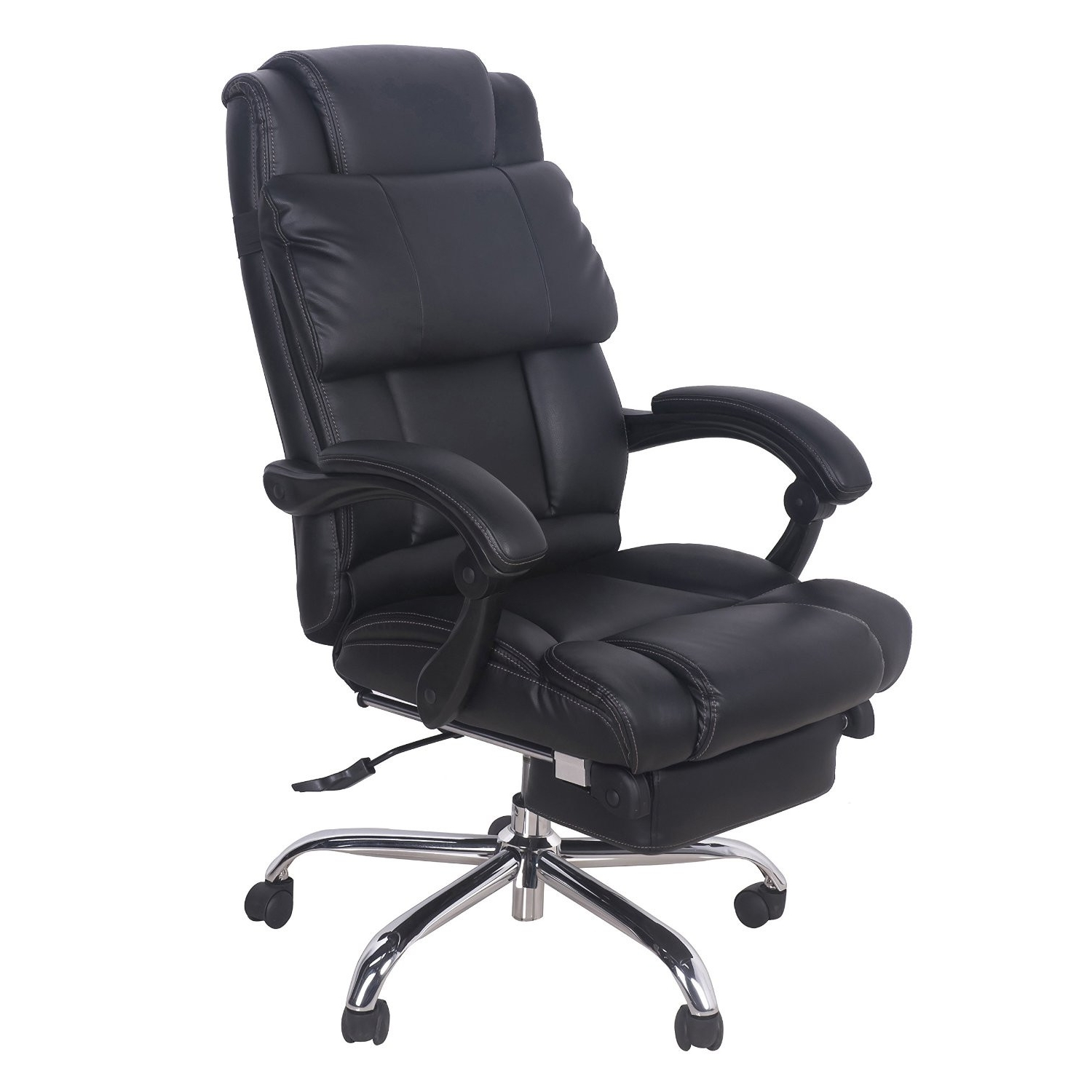 Furniture: Comfortable Executive Recliner Office Chair Reclining Throughout Well Liked Executive Office Chairs With Footrest (View 12 of 20)