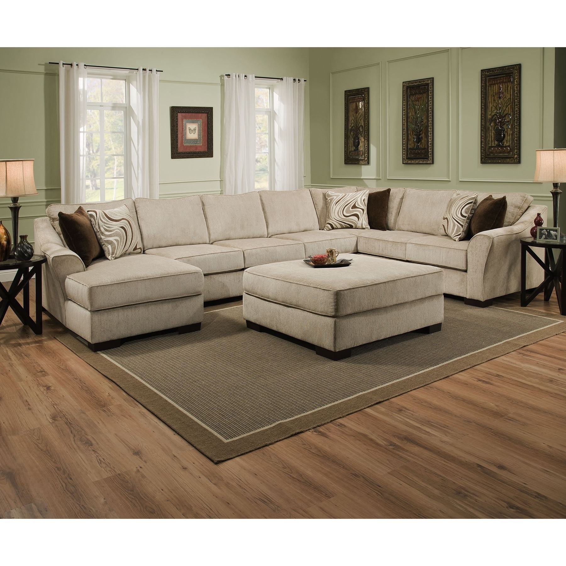 Furniture : Corner Sofa Kuwait Sectional Couch El Paso Sectional With Well Liked Halifax Sectional Sofas (View 6 of 20)