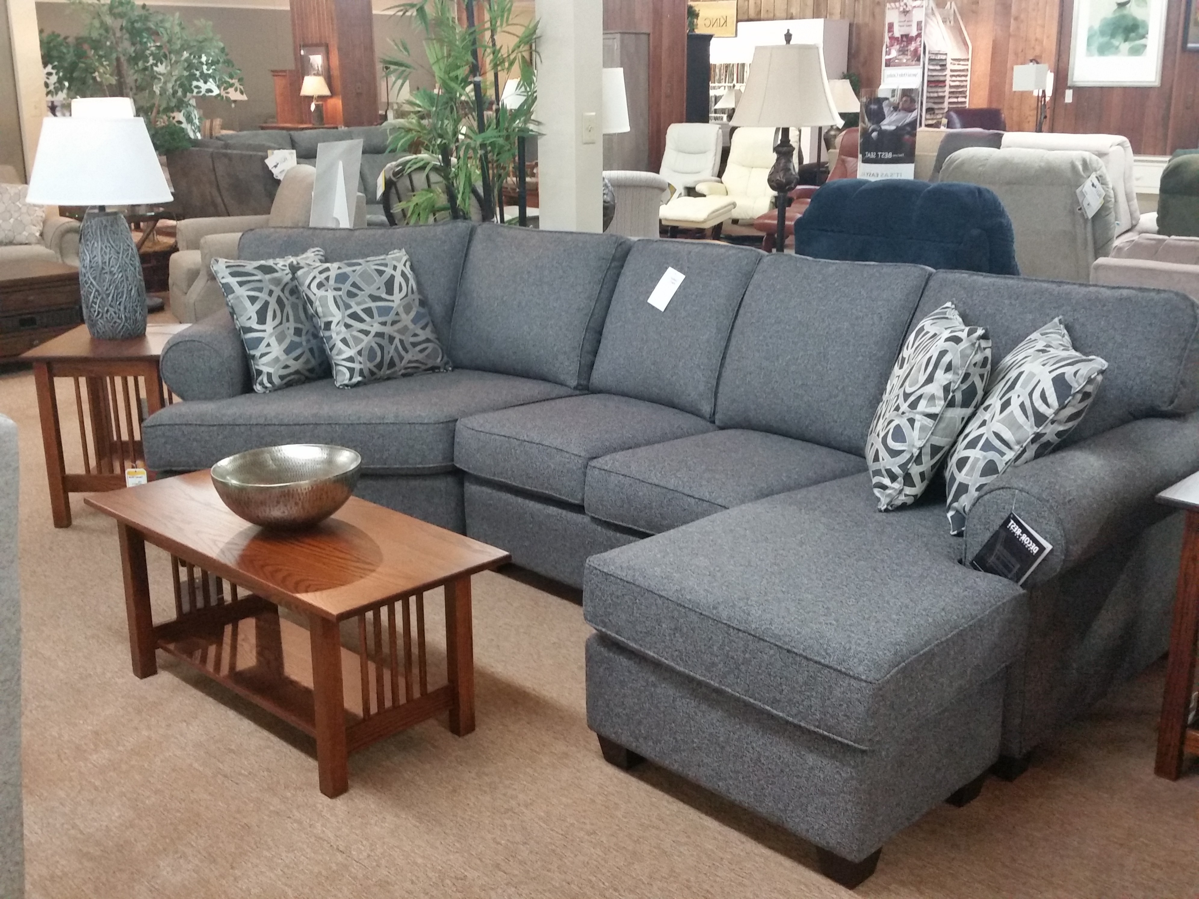 Furniture In Hickory Nc In Sectional Sofas In North Carolina (View 11 of 20)
