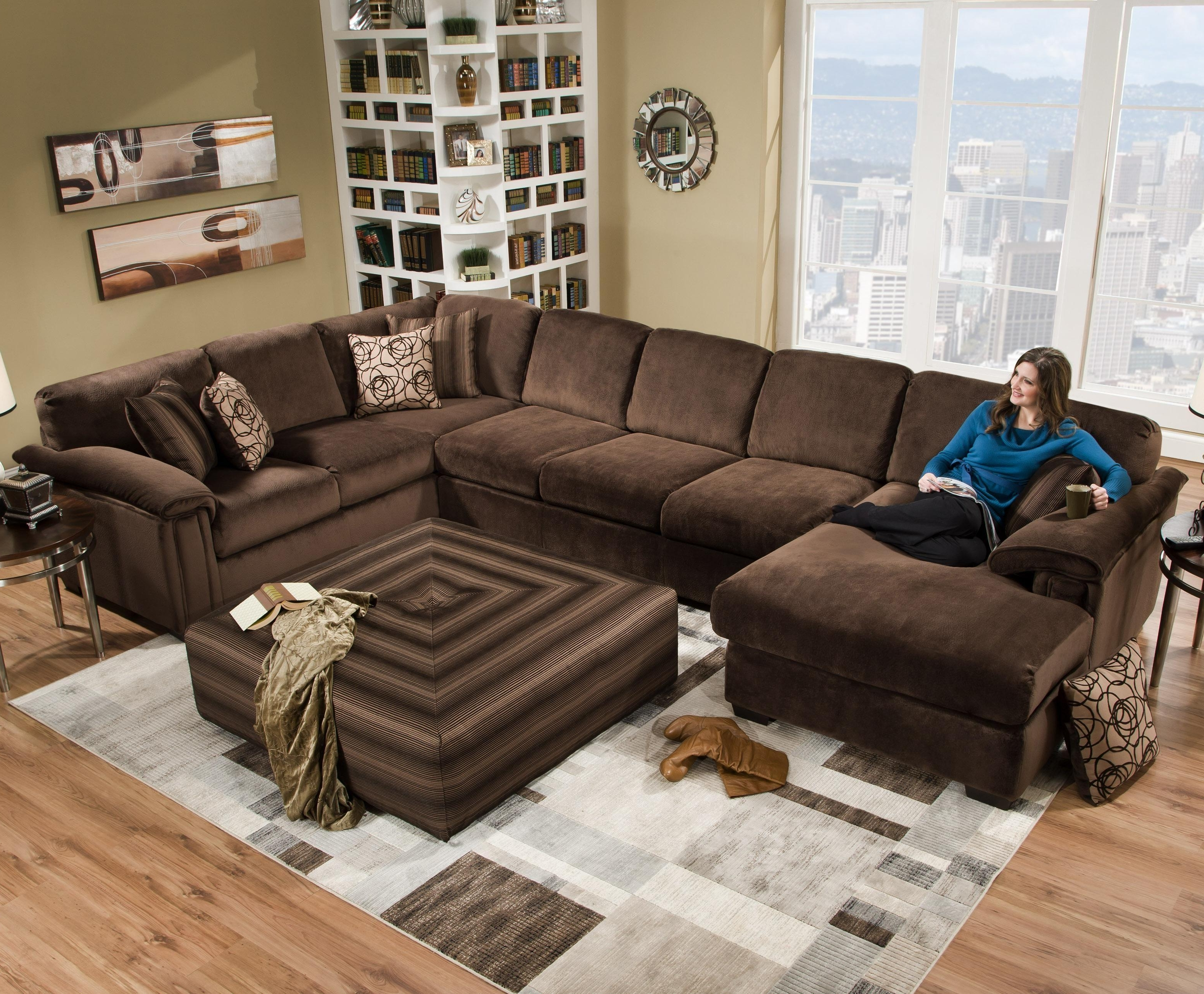 Explore Gallery Of Nebraska Furniture Mart Sectional Sofas Showing