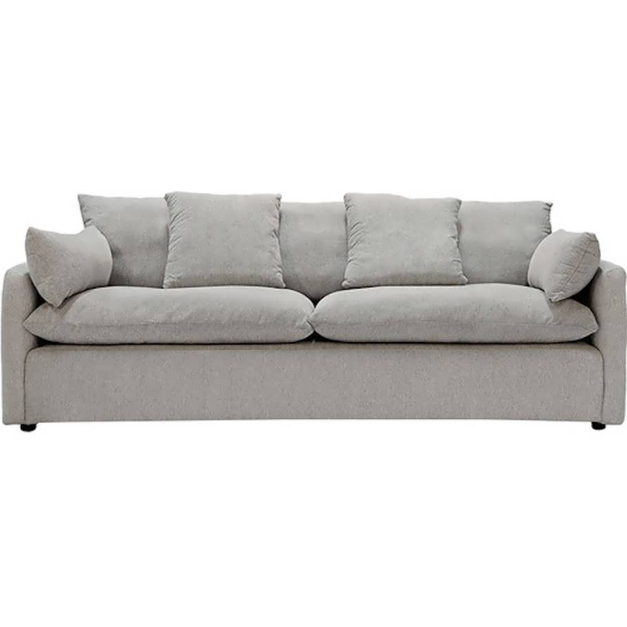 Furniture : Paris 1 White Tufted Leather Sectional Sofa Tufted Throughout 2018 Kijiji Montreal Sectional Sofas (View 7 of 20)