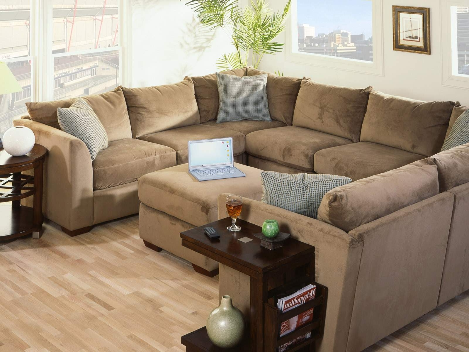 Furniture : Sectional Sofa Nailhead Trim Sectional Sofa Jamaica Throughout Trendy Jamaica Sectional Sofas (View 3 of 20)