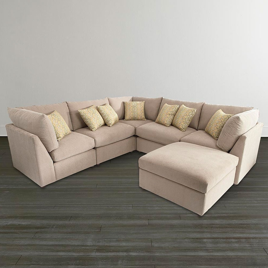 Furniture: Sectional Sofa Topmost Design Of Small U Shaped With Current Small U Shaped Sectional Sofas (View 3 of 20)