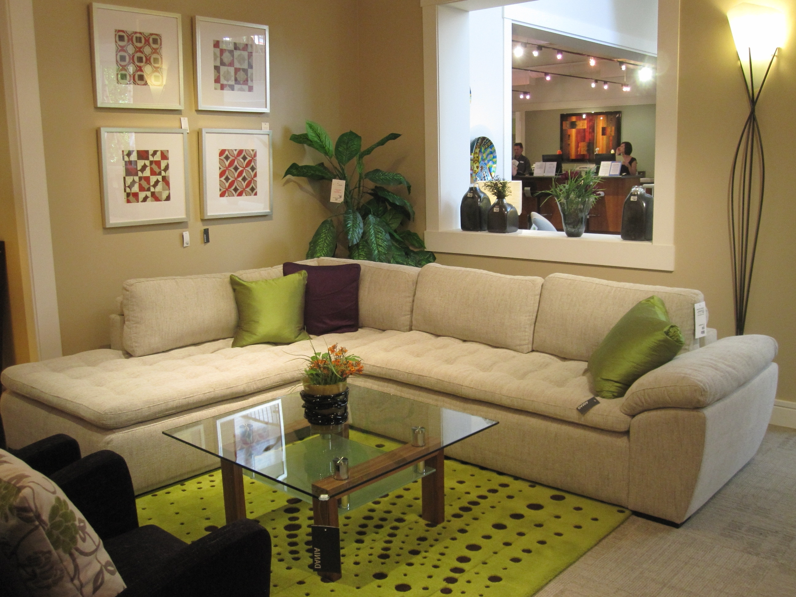 Furniture Shopping July 2011 Sectional Pertaining To 2019 Dania Sectional Sofas (View 9 of 20)