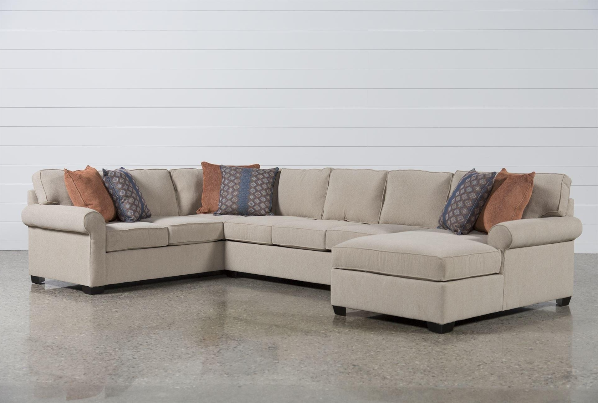Furniture : Target Loveseat Unique Glamour Ii 3 Piece Sectional For Most Up To Date Target Sectional Sofas (Gallery 1 of 20)