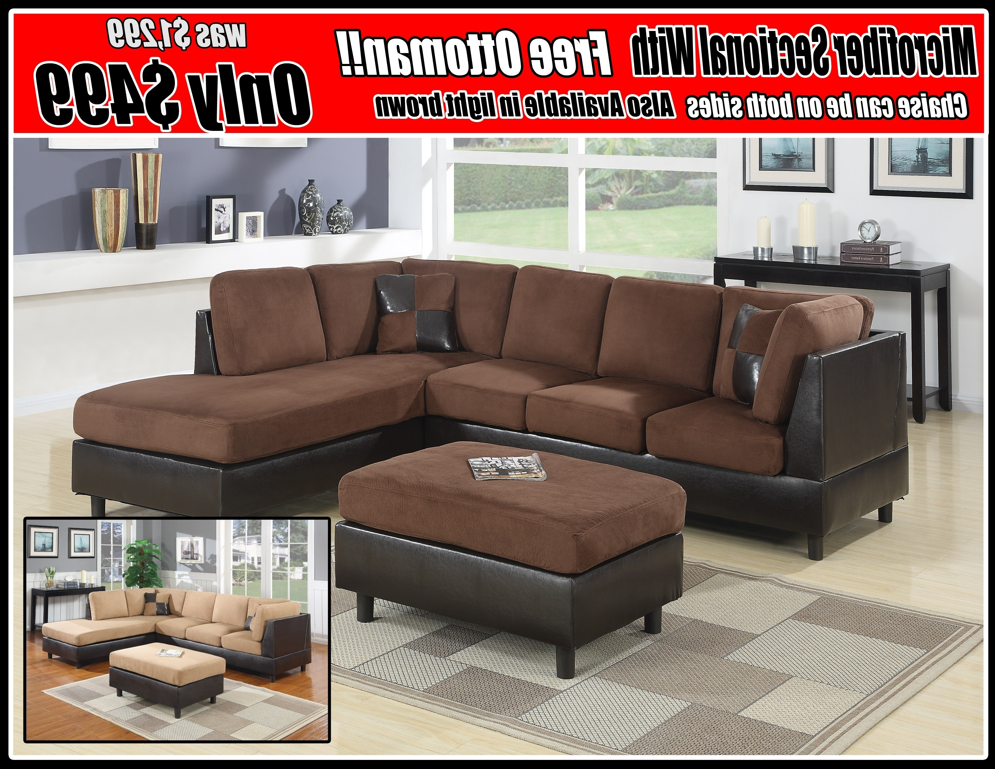 Featured Photo of Visalia Ca Sectional Sofas