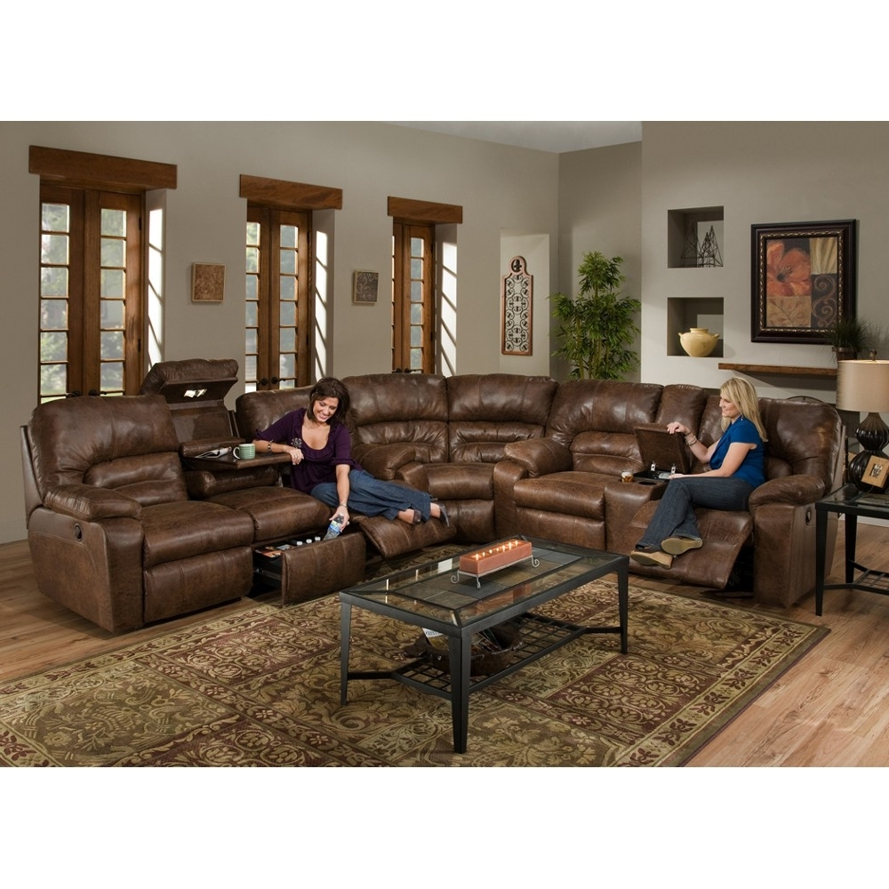Furniture : Youth Recliner Large Sectional Sofas With Ottoman Within Latest 100x100 Sectional Sofas (View 5 of 20)