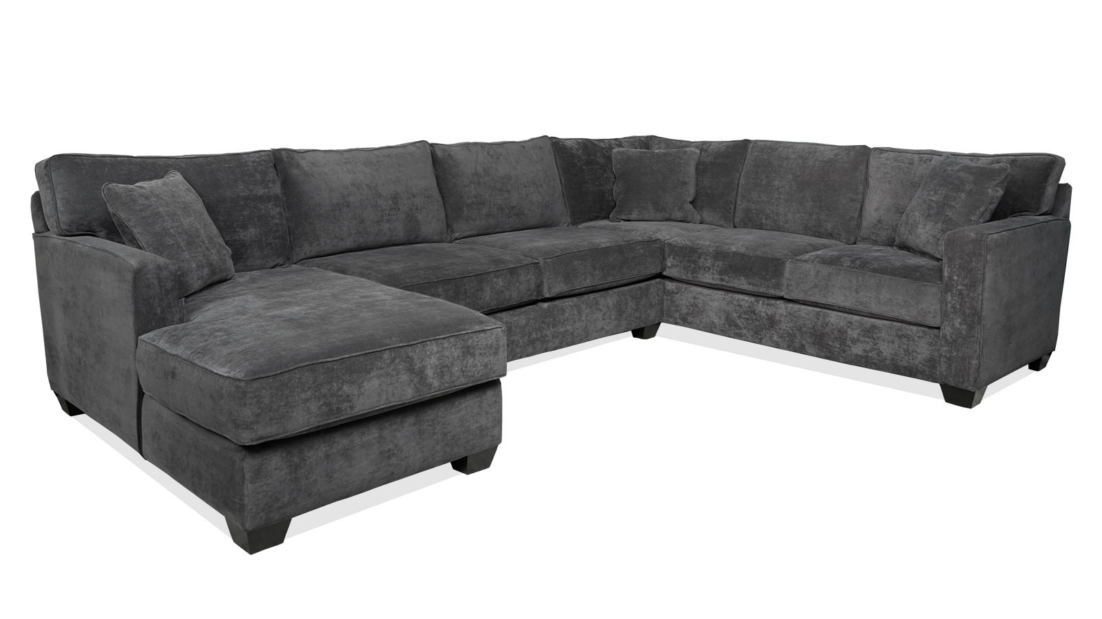 Gallery Furniture Intended For Gallery Furniture Sectional Sofas (Gallery 1 of 20)